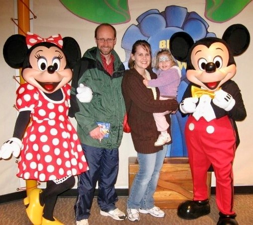 From Deployment to Disney (2009)